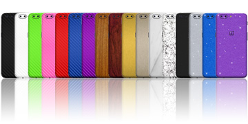 PhantomSkinz Carbon Fiber, Wood Grain, Brushed Metal, and More